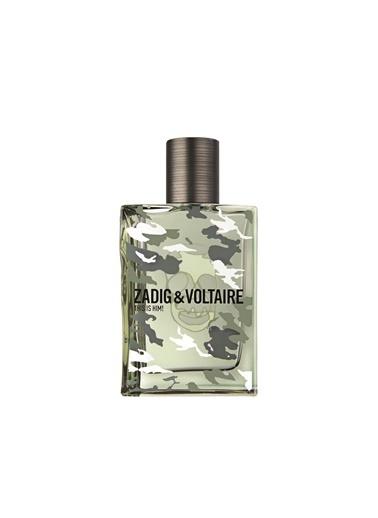 Zadig&Voltaire Zadig Voltaire No Rules Capsule Edt 50Ml Erkek Parfüm Renksiz